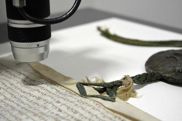 Magna Carta Under the Microscope