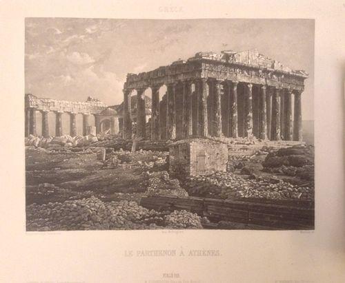 Dag. 3. Joly Parthenon