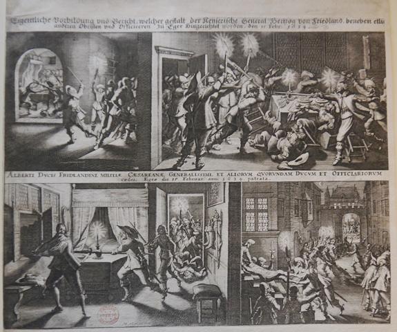 Death of Wallenstein 1853.e.5.(34.)