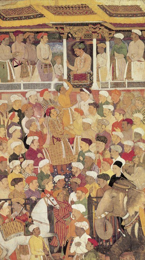 Jahangir in Darbar 10362790