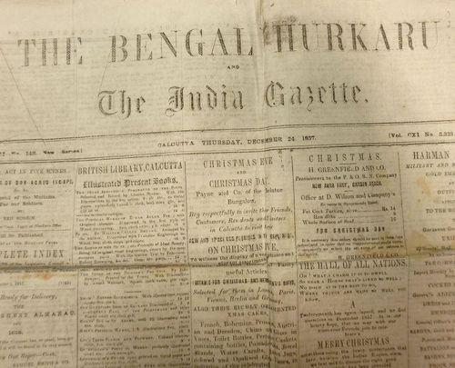 Bengal Hurkaru