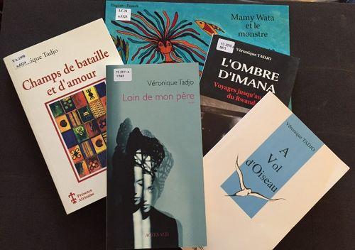 Veronique Tadjo books