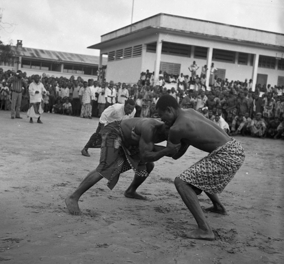 Image result for wrestling sport in pre-colonial africa