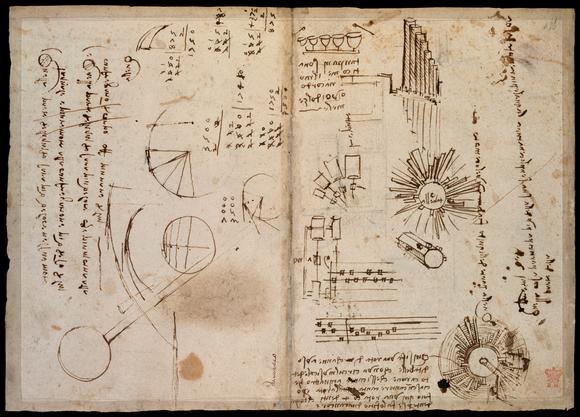 Folio 136r and 137v