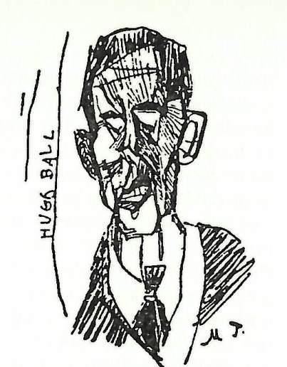 Hugo Ball Marcel Janco