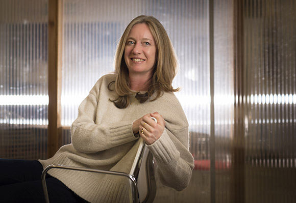 Justine Roberts, founder and CEO of Mumsnet