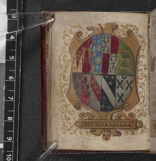 Taverner Pratyerbook Ruler