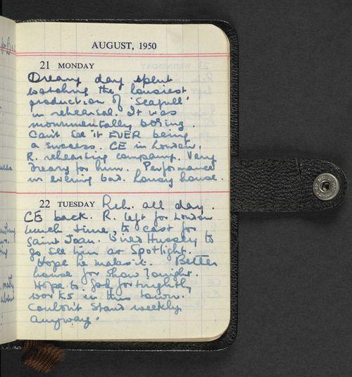 Diaries_21-08-1950